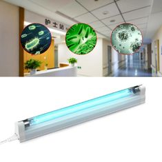 8W 6W Ultraviolet Disinfection Lamp , T5 Tube Uv Light Disinfection Lamp