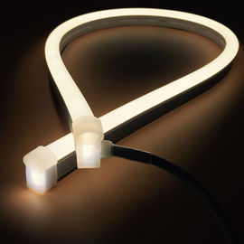 DC24V Flexible Led Neon Light , Neon Flex Led Light 120lm/W Brightness