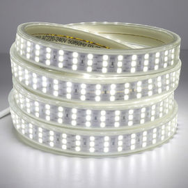 SMD 2835 Led Flexible Strip Lights , AC220V Led Waterproof Strip Lights