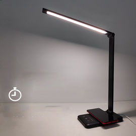Fully Adjustable Rechargeable Led Table Lamp , Dimmer Night Light Lamp